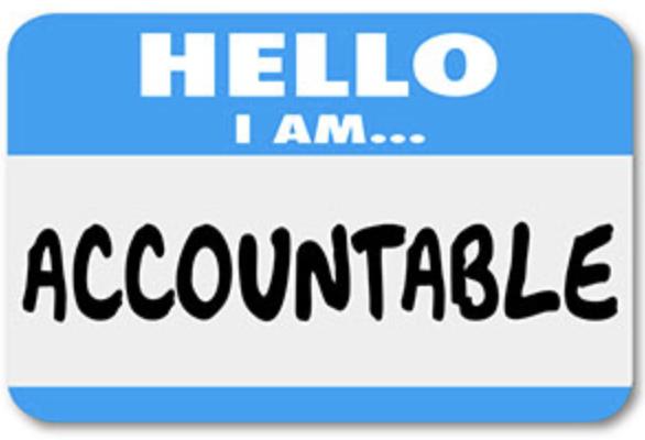 Ownership Image:  Hello I am... Accountable