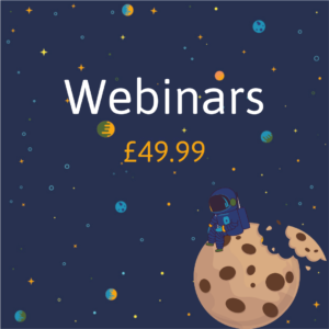 Webinars £49.99